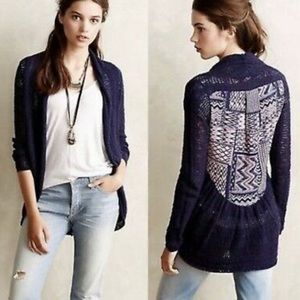 knitted & knotted gardenside cardigan